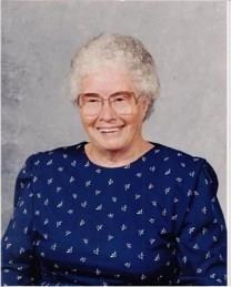 Cleo G. Lance obituary photo