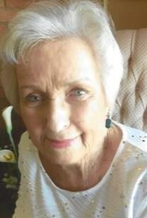 Hazel Marie McBrayer obituary photo