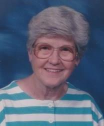 Delores Irene Land obituary photo