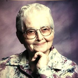 Helen Rose Jensen Obituary Photo