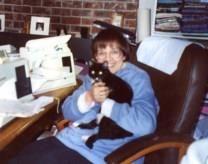 LueEllen Jane Collins obituary photo