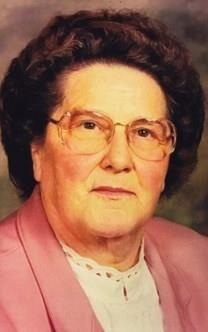 Delores Marie Leach obituary photo