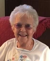 Betty L. Sanger obituary photo