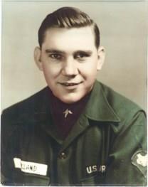 Johnny Mack Holland obituary photo