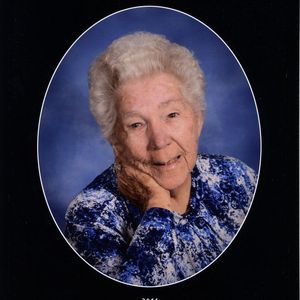 Minnie M. Fox Obituary Photo