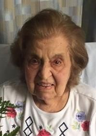 Marian Volz obituary photo