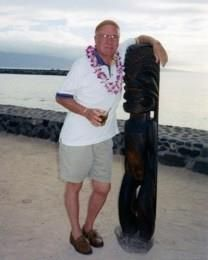 Daniel Shaffer Gray obituary photo