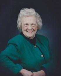 Mary Valentine Goforth Obituary Photo
