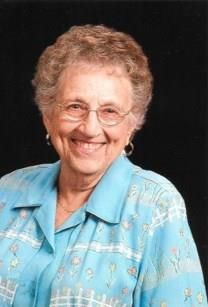 Ann Elizabeth Ewin obituary photo