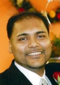 Mark Reshie Persad obituary photo