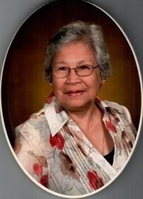 Modesta Manaois Estibal obituary photo