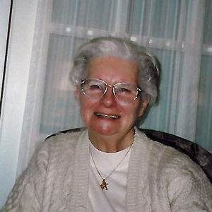 Mary A. McGill, (née Blaney)