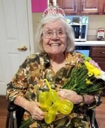 Frances Groves obituary photo