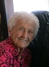 Inez B. Myers obituary photo