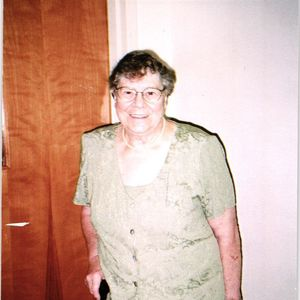 Margaret Martha Cloak Obituary Photo