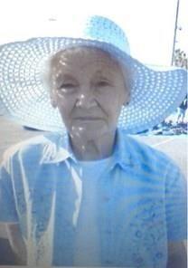 Nieves Trevino obituary photo