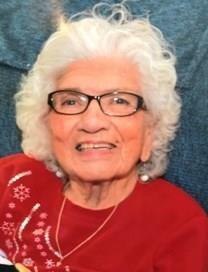 Annie M. Garza obituary photo