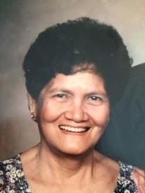 Zeneida Gaddi Macalincag obituary photo
