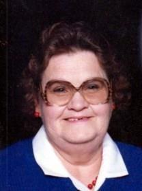 Aranthia Mae Roy obituary photo