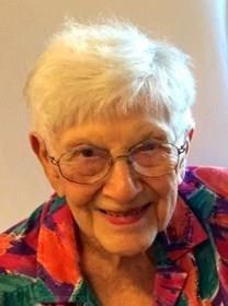 Inez S. Olin obituary photo
