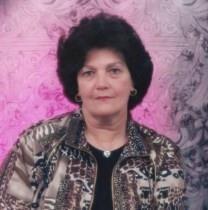 Gloria Sones obituary photo