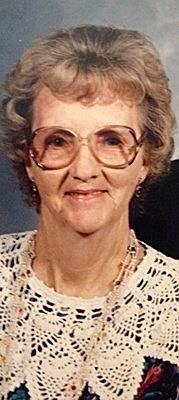 Eula Faye Sparks obituary photo