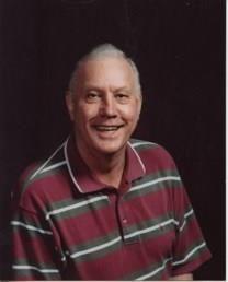 John Larry Saxon obituary photo