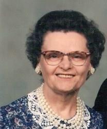 Margie Marslett obituary photo