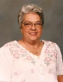 Jeannine McClure Sansing obituary photo