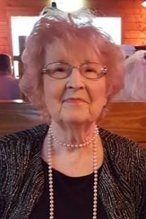 Rita Lou Booth obituary photo
