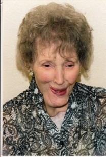 Jeanette Smith obituary photo