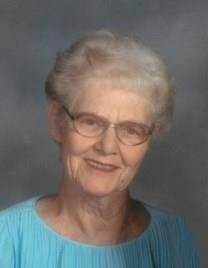 Betty Jean Pearce obituary photo