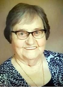Therese Templet Comeaux obituary photo