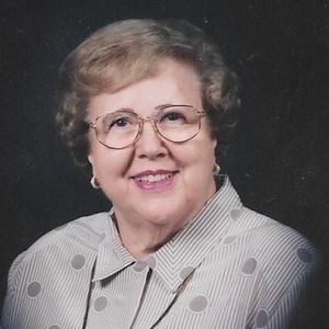 Miss Mary Ellen Wygant