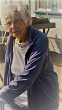 Geraldine Sauter Voripaieff obituary photo