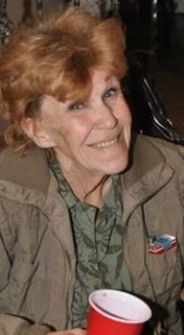 Nancy Anne Holt obituary photo