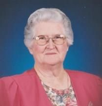 Florine Coe obituary photo