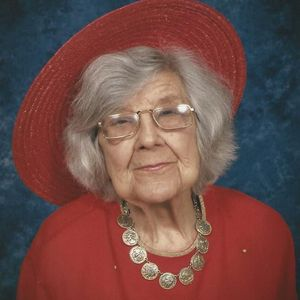Alma C. Hopkins Obituary Photo