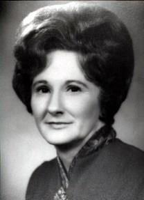 Mable H. Pursley obituary photo