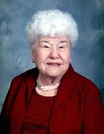 Dorothy A. Grothe obituary photo