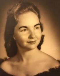 Betty Jane Ferraro obituary photo