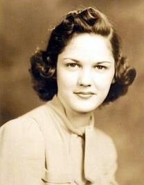 Clara Jo Dillard obituary photo