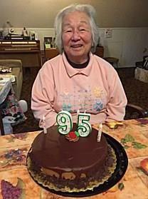Annie Fumiye KILPATRICK obituary photo