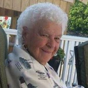 Doris F. Walsh