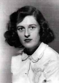 Joan Goodman obituary photo