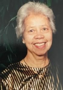 Margaretta Koops obituary photo