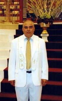 Fidel Alvarado Velasquez obituary photo