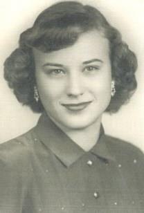 Maxine Mae Dailey obituary photo