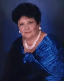 Juanita Lillian Trent obituary photo
