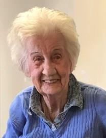Inga Lula Veley obituary photo